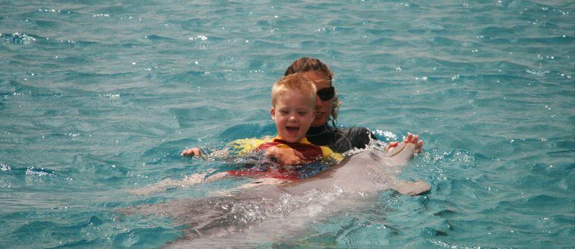 Luuk naar de Dolfijnen