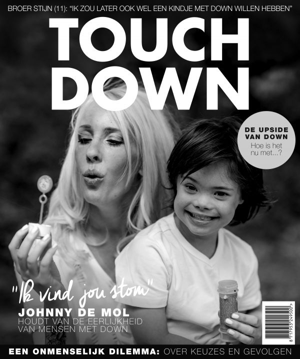 Touch down magazine